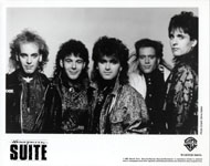 Honeymoon Suite Promo Print