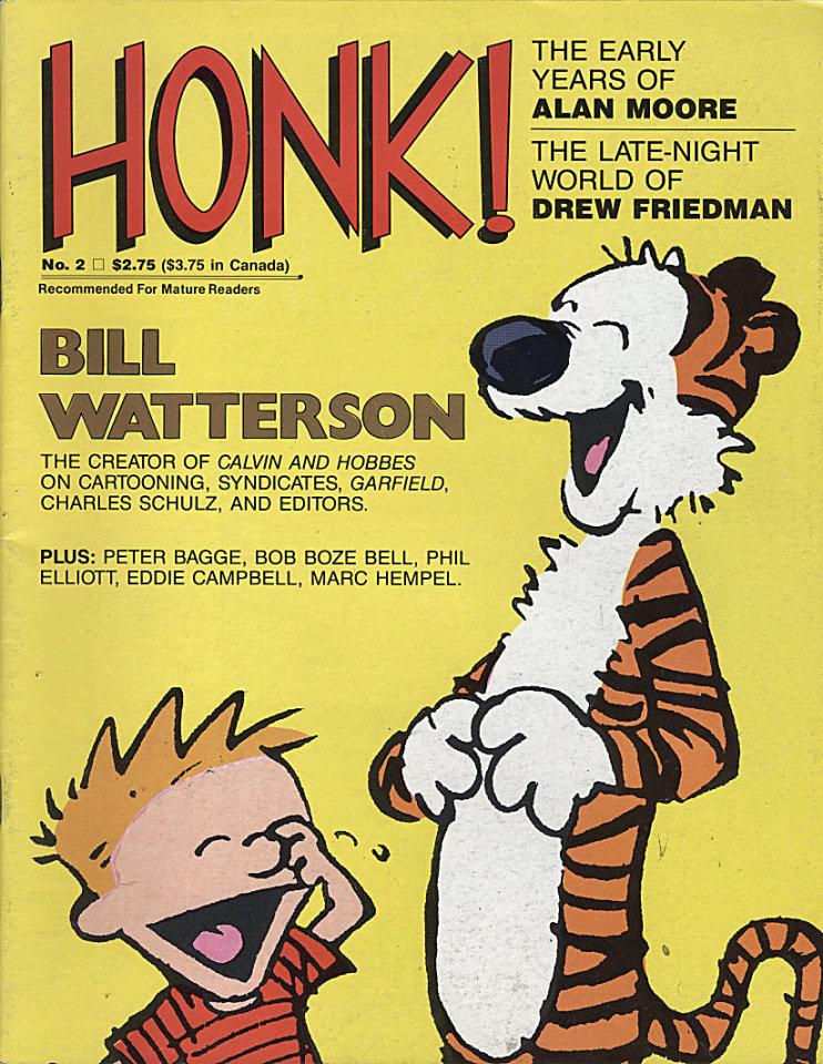 Honk! #2 Comic Book