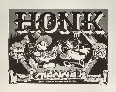 Honk Poster