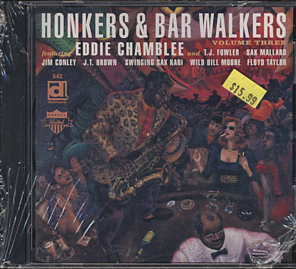 Honkers & Bar Walkers CD