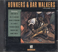 Honkers & Bar Walkers CD