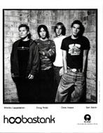 Hoobastank Promo Print