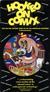 Hooked On Comix VHS