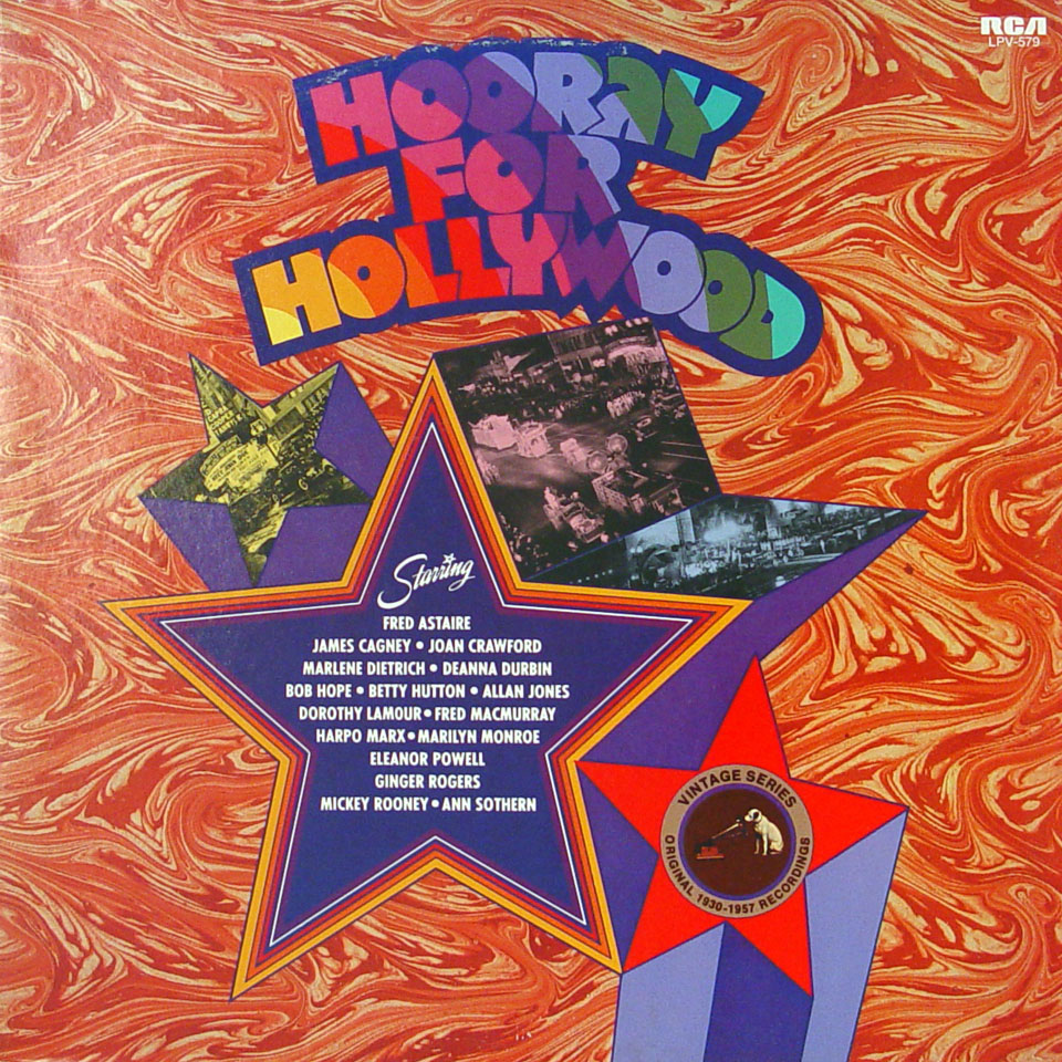 "Hooray For Hollywood Vinyl 12"" (Used)"