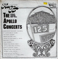 "Hooray For: The Apollo Concerts Vinyl 12"" (New)"