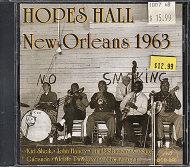 Hopes Hall New Orleans 1963 CD
