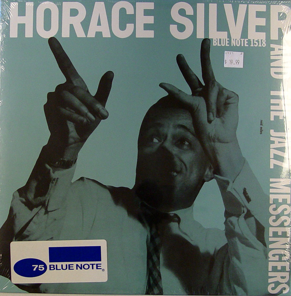 """Horace Silver And The Jazz Messengers Vinyl 12"""" (New)"""