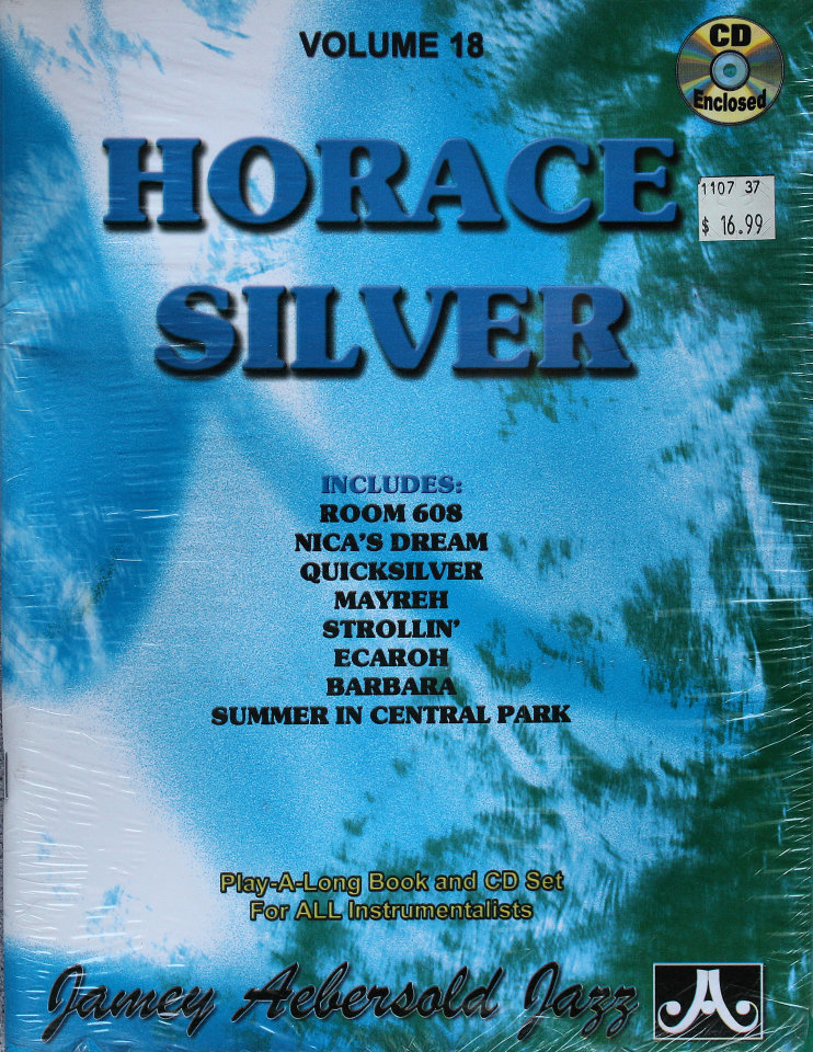 Horace Silver Volume 18