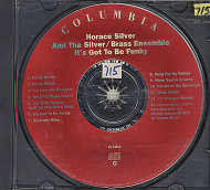 Horace Silver CD