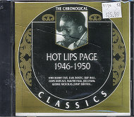 """Hot Lips"" Page CD"