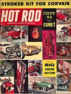 Hot Rod  Aug 1,1960 Magazine