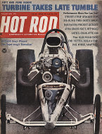 Hot Rod  Aug 1,1967 Magazine