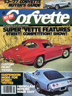 Hot Rod: Corvette Magazine