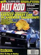 Hot Rod  Jan 1,1994 Magazine