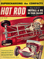 Hot Rod  Jul 1,1960 Magazine