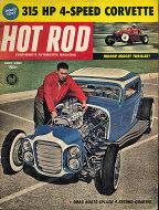 Hot Rod  Jul 1,1961 Magazine