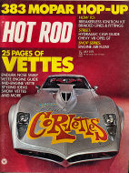 Hot Rod  Jul 1,1973 Magazine