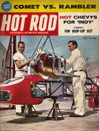 Hot Rod  Jun 1,1960 Magazine
