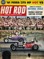 Hot Rod Magazine December 1960 Magazine
