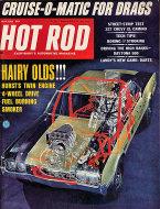 Hot Rod Magazine May 1966 Magazine