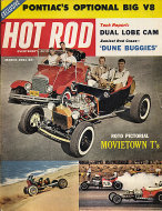 Hot Rod  Mar 1,1961 Magazine