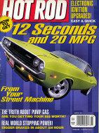 Hot Rod  Mar 1,2001 Magazine
