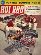 Hot Rod  May 1,1960 Magazine