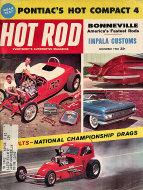 Hot Rod  Nov 1,1960 Magazine