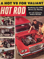 Hot Rod  Oct 1,1960 Magazine