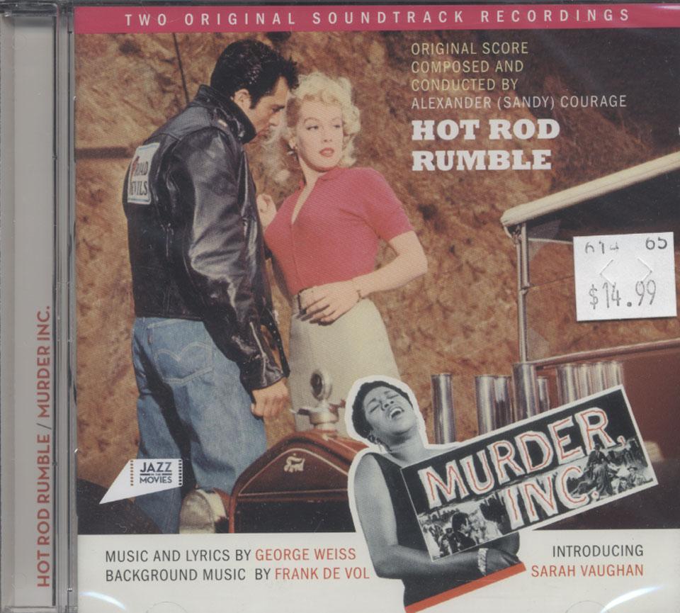 Hot Rod Rumble & Murder, Inc CD