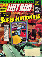 Hot Rod  Sep 1,1991 Magazine