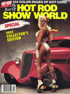Hot Rod Show World 1991 Collector's Edition Magazine