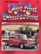 Hot Rod Show World 30th Anniversary Magazine
