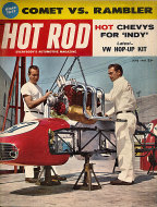 Hot Rod Vol. 13 No. 6 Magazine