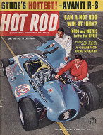 Hot Rod Vol. 16 No. 6 Magazine