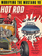 Hot Rod Vol. 17 No. 10 Magazine