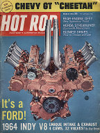 Hot Rod Vol. 17 No. 3 Magazine