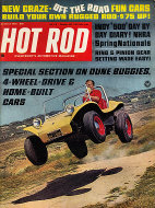 Hot Rod Vol. 19 No. 8 Magazine