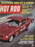 Hot Rod Vol. 20 No. 3 Magazine