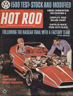 Hot Rod Vol. 20 No. 7 Magazine