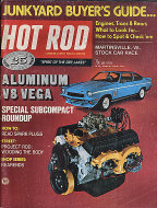 Hot Rod Vol. 25 No. 7 Magazine