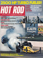 Hot Rod Vol. 28 No. 1 Magazine
