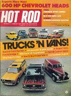 Hot Rod Vol. 28 No. 8 Magazine