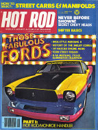 Hot Rod Vol. 30 No. 6 Magazine