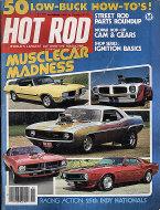 Hot Rod Vol. 32 No. 11 Magazine