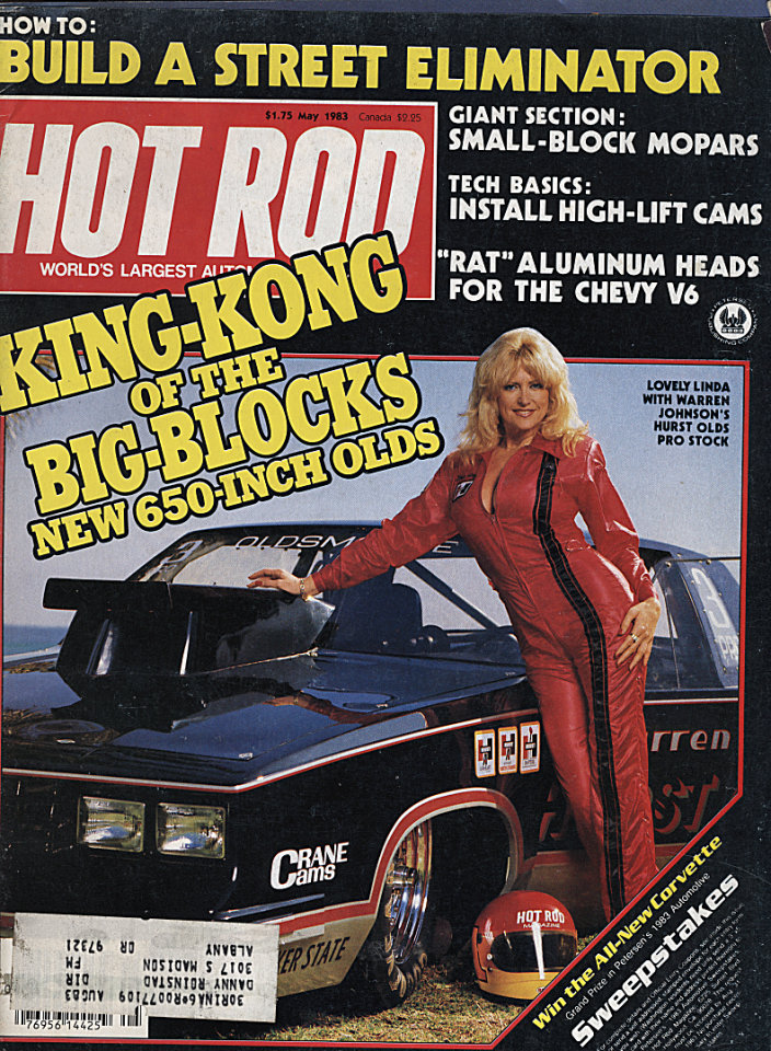 Hot Rod Vol. 36 No. 5