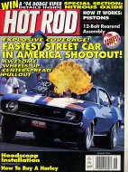 Hot Rod Vol. 47 No. 1 Magazine