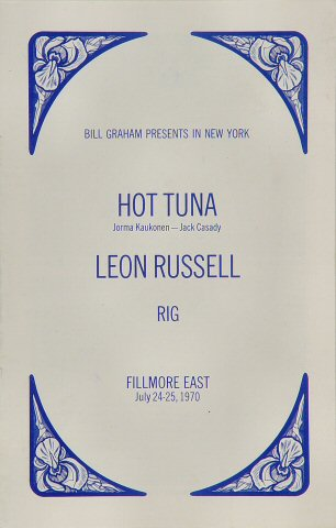 Hot Tuna Program