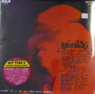 "Hot Tuna Vinyl 12"" (New)"