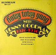 """Hotsy Totsy Gang Vinyl 12"""" (New)"""